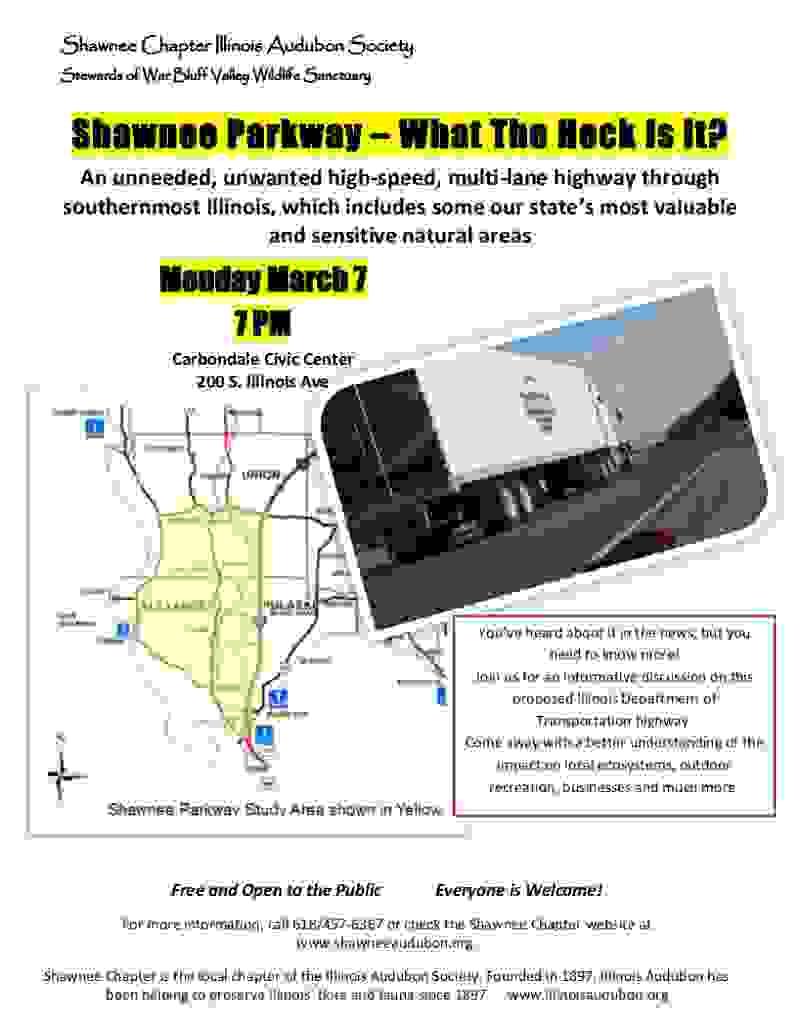 Shawnee Parkway Flier